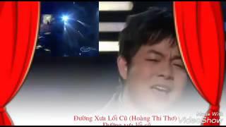 Đường xưa lối cũ - Quang Lê
