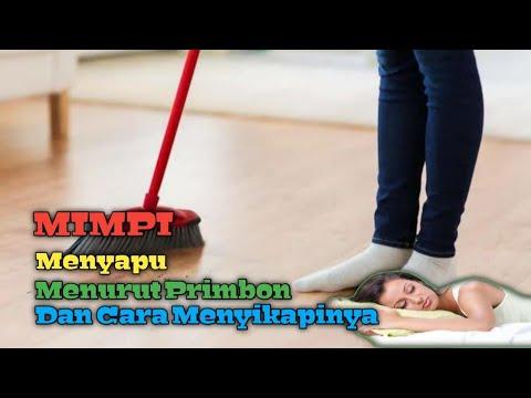 MIMPI MENYAPU (Menurut Primbon & Cara Menyikapinya)