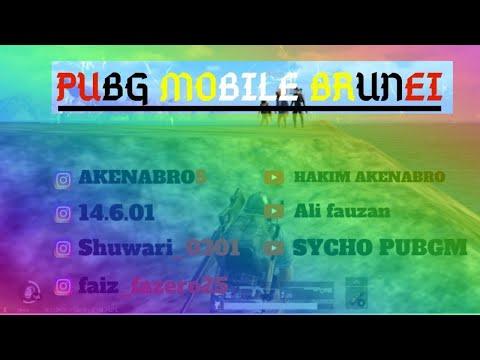 Cara Players Brunei Main PUBG MOBILE