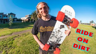 MBS ALL-TERRAIN WHEELS setup and interview with Ricky Glaser