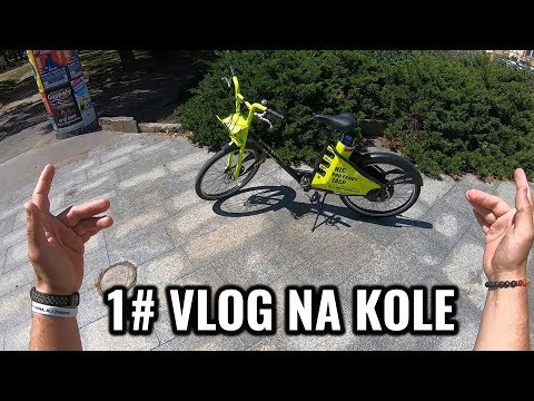 1# Jezdím po Praze na freebike!