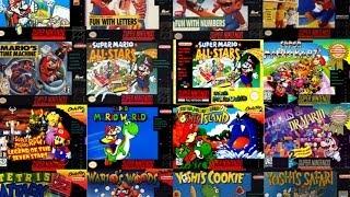 Top 10 SNES Games