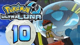 Araquanid  - (Pokémon) - ARAQUANID DOMINANTE E IDRIUM Z - Pokémon Ultraluna ITA #10