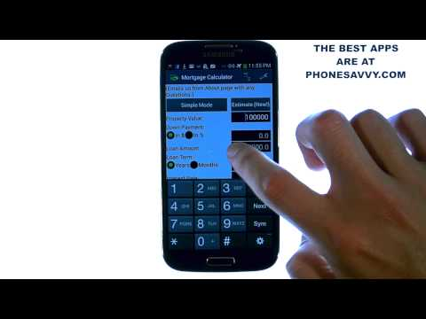 Video of Mortgage Auto Loan Calculator
