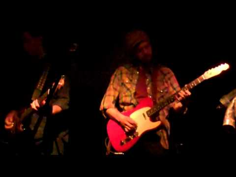 WOLF! - Chuckles- LIVE HD VID from Bar 4 - Brooklyn, NY 10/8/12