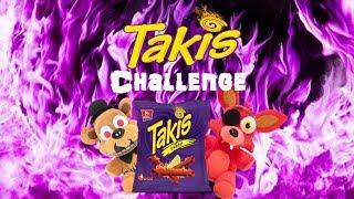 Fnaf Plush-The Taki Challenge
