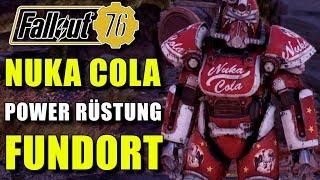 NUKA COLA Power Rüstung   Guide   Fundort   Fallout 76