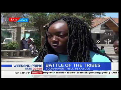 Eastleigh emerge victorious in Battle of Tribes girls basketball tournament