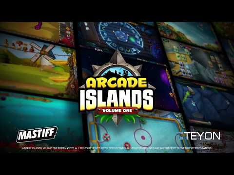 Arcade Islands Volume One (Xbox One / PS4) - Preview Trailer thumbnail