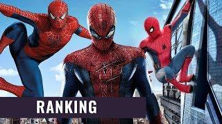 Von Müll bis Meisterwerk - Wir ranken alle Spider-Man Filme | Ranking