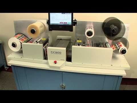Primera's FX1200 Digital Finishing System