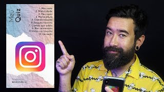 """Como fazer o """"Meu Quiz"""" no Instagram"""