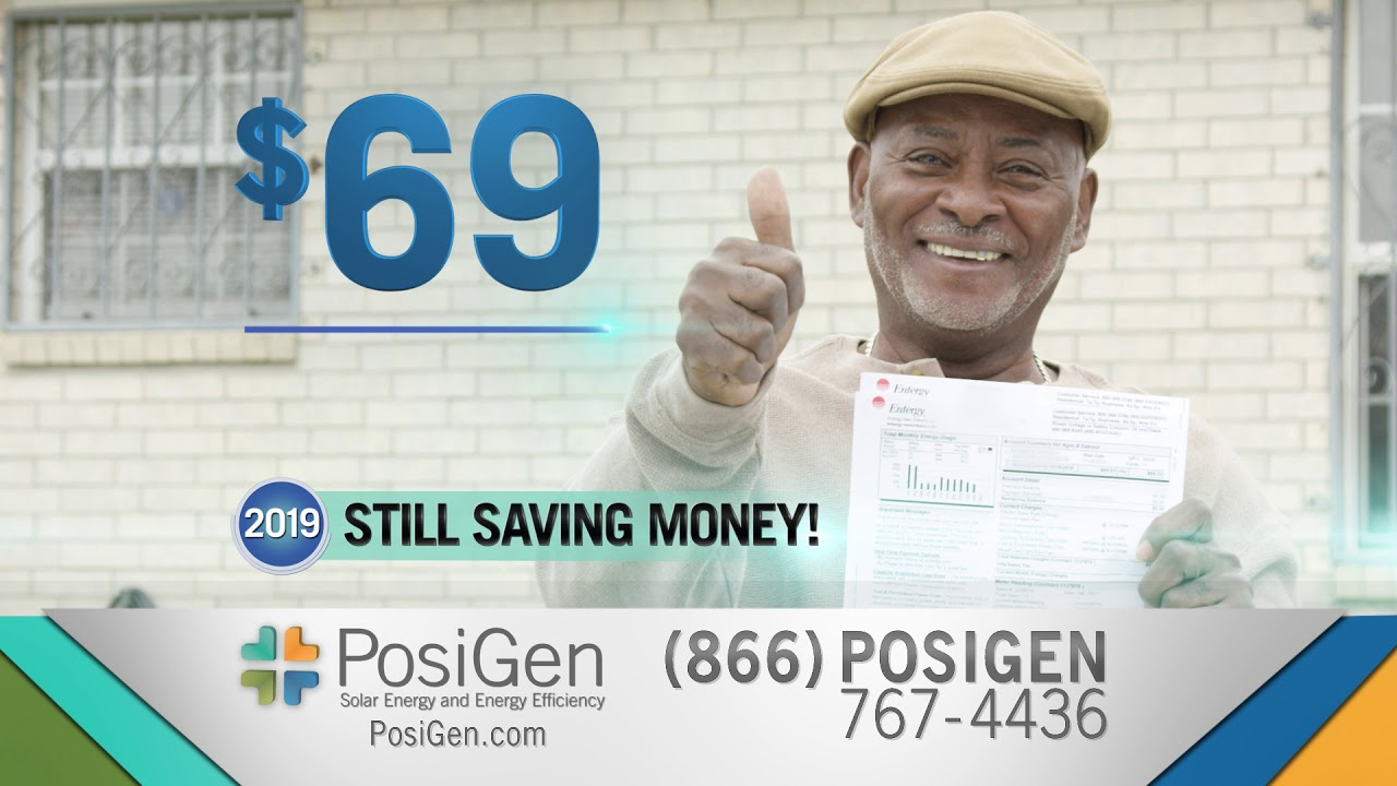 Hear our customers reflect on their continued savings with PosiGen!