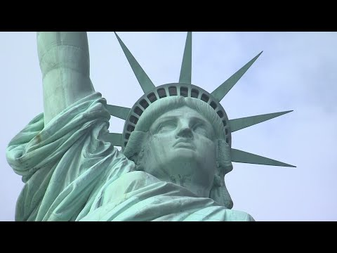 Acting director of Citizenship and Immigration Services says inscription on Statue of Liberty is about 'people coming from Europe.' Northwestern University professor Alvin Tillery says the poem is explicit about democratic norms. (Aug. 14)