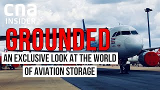 With Travel Halted, What Happens To The Planes? | Grounded | Full Episode