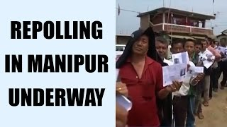 Manipur Election 2017 Repolling In 34 Centres Underway After Malpractice Reports  Oneindia News