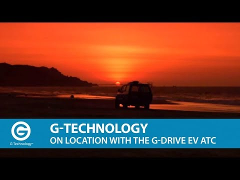 On location with the G-DRIVE ev ATC
