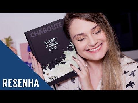 Resenha: Um Pedaço de Madeira e Aço - Chabouté l Editora Pipoca e Nanquim