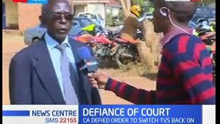 Bungoma residents react to Miguna Miguna's arrest after Raila Odinga's swearing-in