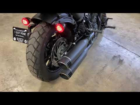 2018 Indian Scout® Bobber ABS in Muskego, Wisconsin - Video 1