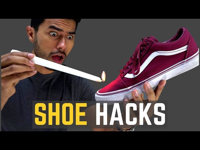 10 Shoe Hacks That Will Change Your Life
