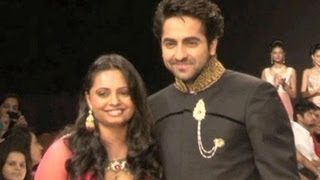 Ayushman Khurana at India International Jewellery Week