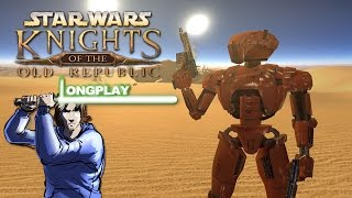 BONDING WITH HK-47 ON TATOOINE - Star Wars: Knights Of The Old Republic Longplay! (#3)
