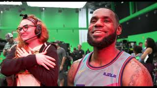 Space Jam A New Legacy (2021) | Behind the scenes #004