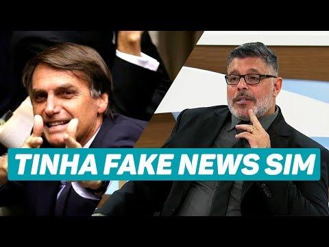 Frota reconhece uso de 'fake news' na eleição de Bolsonaro