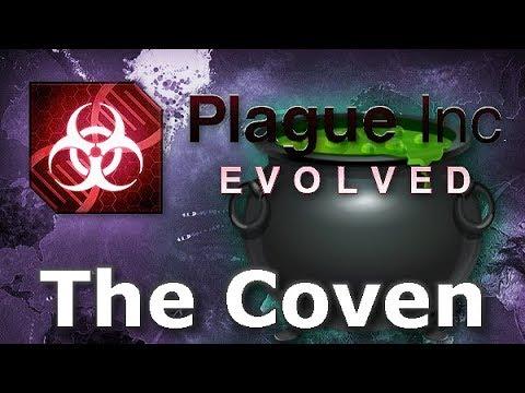 Plague Inc: Custom Scenarios - The Coven