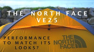 THE NORTH FACE VE25 - PERFORMANCE TO MATCH ITS LOOKS...