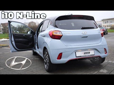 Hyundai i10 N Line 2021