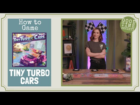 Tiny Turbo Cars