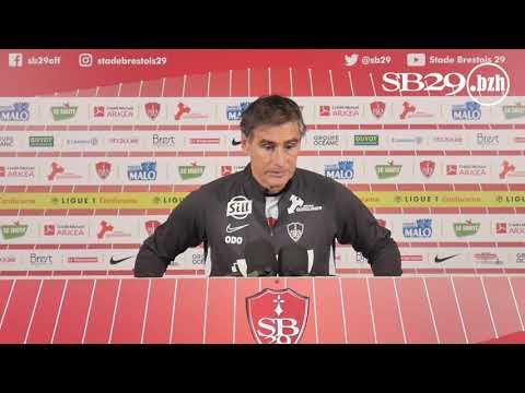 Brest - Strasbourg | Conférence de presse d'avant-match