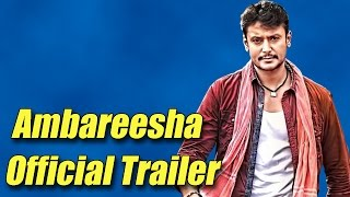 Ambareesha - Official Trailer