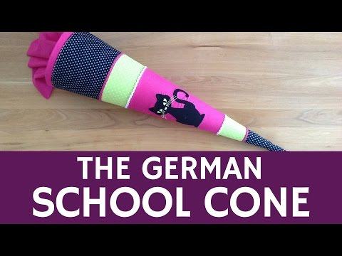 What is a School Cone (Schultüte) – German Tradition for Kids