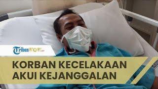Dadang Korban Kecelakaan Bus Transjakarta Ungkap Kejanggalan sebelum Kecelakaan, Saya Terpental