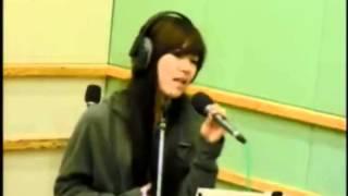 SNSD Tiffany   Stickwitu Live