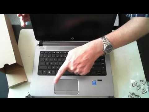 HP Probook 440 G2 Unboxing