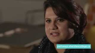 After living in the UK Sarah Qureshi returned to Canada dreaming of