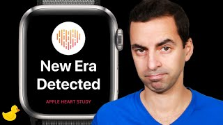 How the Apple Watch and the Apple Heart Study has changed the face of medical research