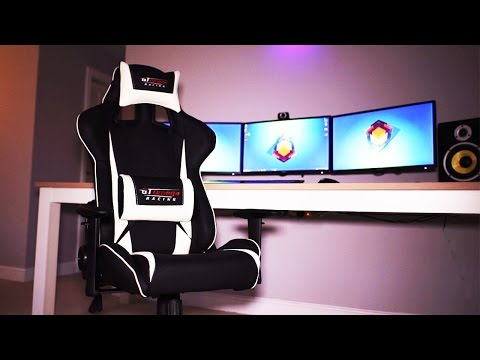 The BEST Gaming Chair – GT Omega Pro Office Chair Review [5% Off Code]