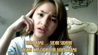 MARSHANDA ~ SEJUTA CINTA { WITH LYRICS } { SUPER WIDE SCREEN }