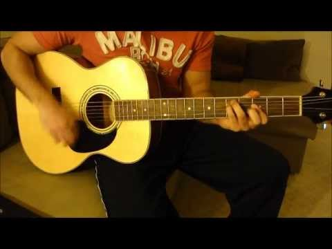 sayonee guitar tutorial with original chords & tabs