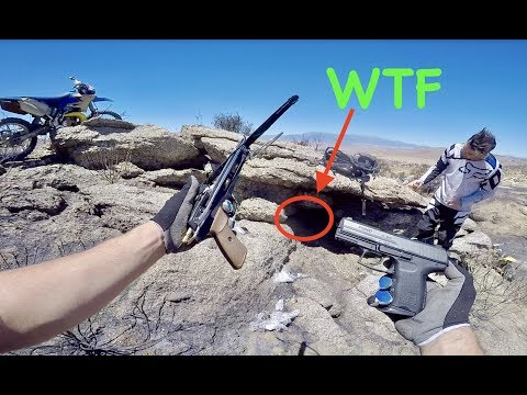 FOUND WEAPONS IN METH LAB EXPLOSION!!!