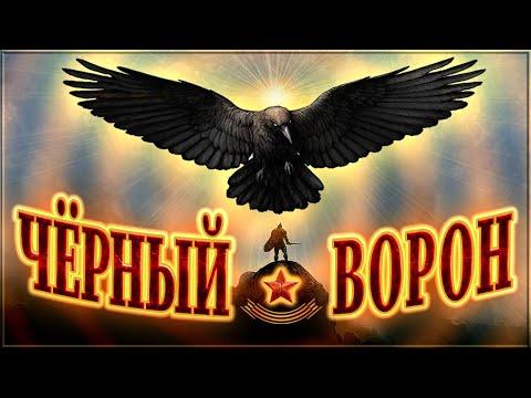 К 23 февраля патриотическая песня Черный Ворон. Песня Черный Ворон в мужском исполнении.