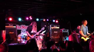 Fu Manchu - Unknown World ( 12-8-2012 )