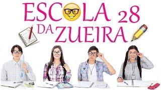 ESCOLA DA ZUEIRA  28 COMPETIÇÃO DE NERDS