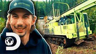 Parker Spends $200k Prospecting A $3 Million Claim   Gold Rush