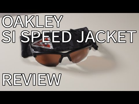 Oakley SI Speed Jacket Sunglasses Review